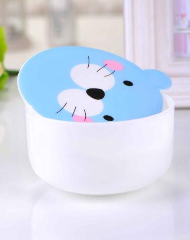 小蓝熊卡通便当盒-唯品会手机版