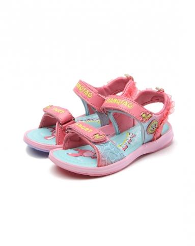 女西瓜沙滩鞋