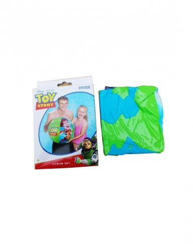 玩具动员沙滩球