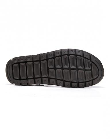 牛皮沙滩鞋