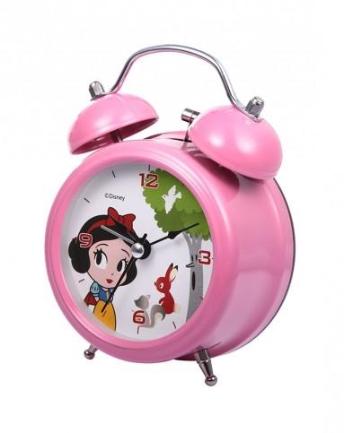 迪士尼 梦幻白雪公主闹钟