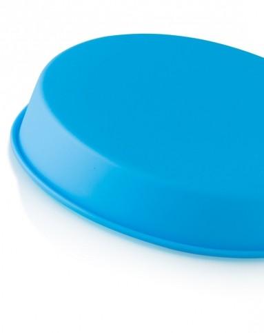 麦格圆形硅胶蛋糕模(颜色随机发货)