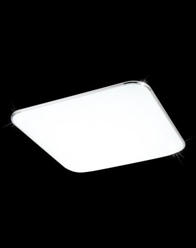 欧式正方形卧室现代简约吸顶灯