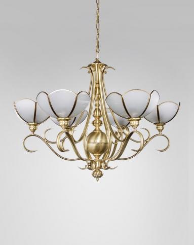 奢华欧式复古全铜吊灯客厅餐厅灯90022-唯品会