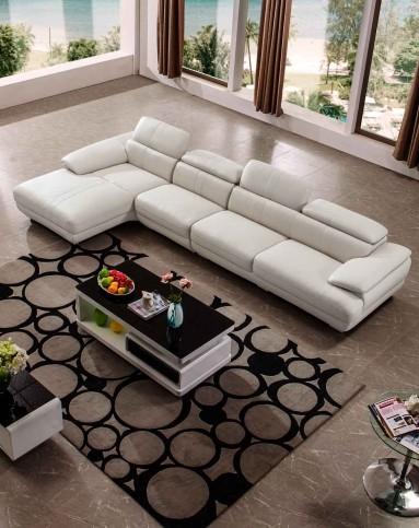 小户型客厅组合进口真皮沙发-唯品会